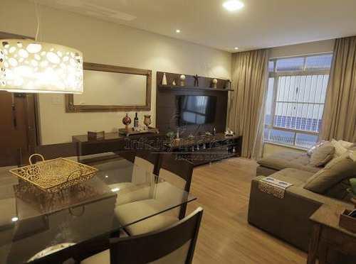Apartamento, código 1308 em Santos, bairro Embaré