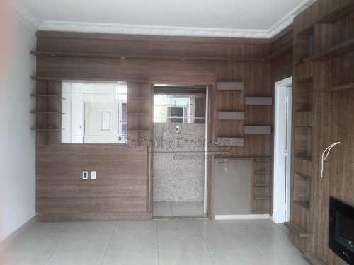 Apartamento, código 1319 em Santos, bairro Boqueirão