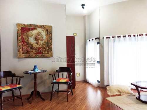 Apartamento, código 1324 em Santos, bairro Ponta da Praia