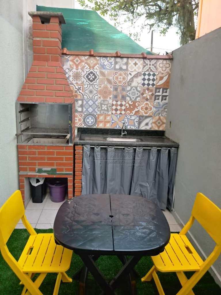 Casa em Santos, no bairro Estuário