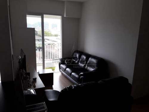 Apartamento, código 1367 em Santos, bairro Vila Mathias