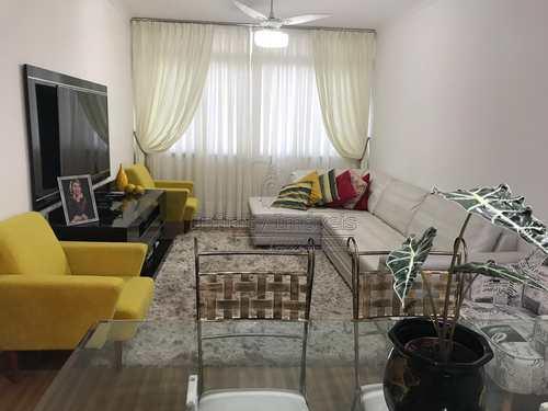 Apartamento, código 1368 em Santos, bairro Boqueirão