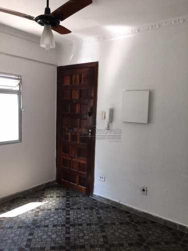 Apartamento, código 1371 em Santos, bairro Aparecida