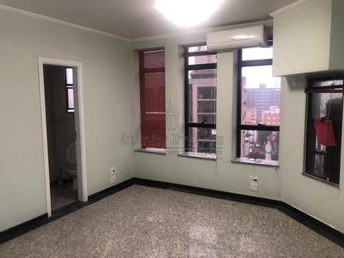 Sala Comercial, código 1376 em Santos, bairro Embaré