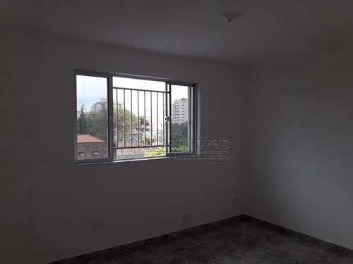 Apartamento, código 1387 em Santos, bairro Embaré