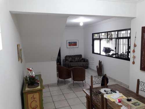 Casa, código 1389 em Santos, bairro Embaré
