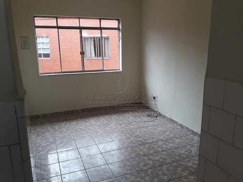 Apartamento, código 1408 em Santos, bairro Estuário