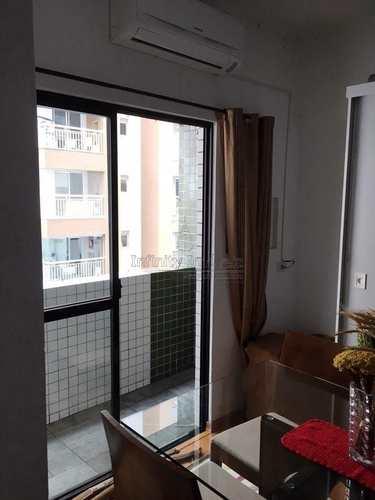 Apartamento, código 1412 em Santos, bairro Estuário