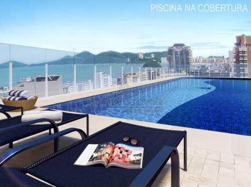 Apartamento, código 1414 em Santos, bairro Vila Rica