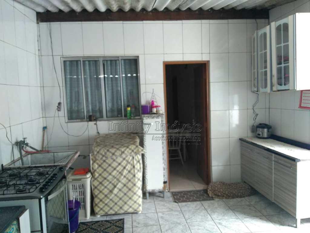 Casa em Santos, no bairro Jardim Castelo