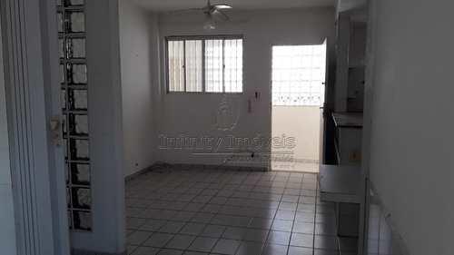 Sala Living, código 1431 em Santos, bairro Aparecida