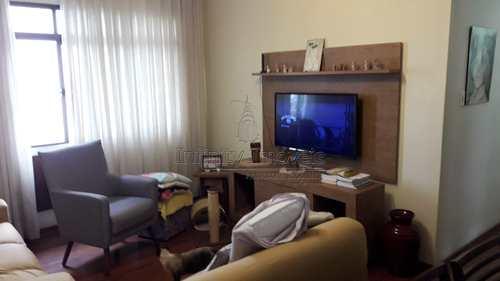 Apartamento, código 1435 em Santos, bairro Embaré