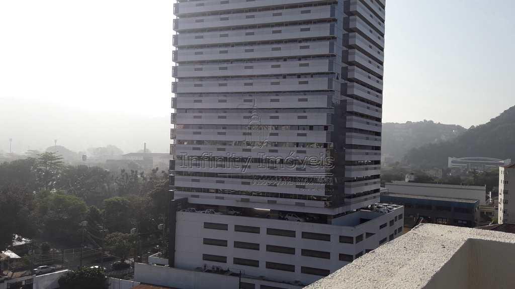 Salão em Santos, no bairro Vila Mathias