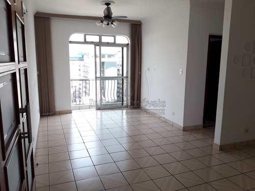 Apartamento, código 1458 em São Vicente, bairro Centro