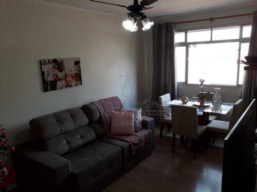 Apartamento, código 1465 em Santos, bairro Embaré