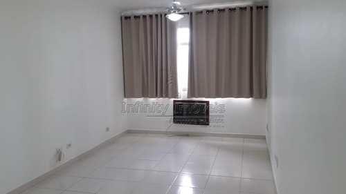 Apartamento, código 1491 em Santos, bairro Aparecida