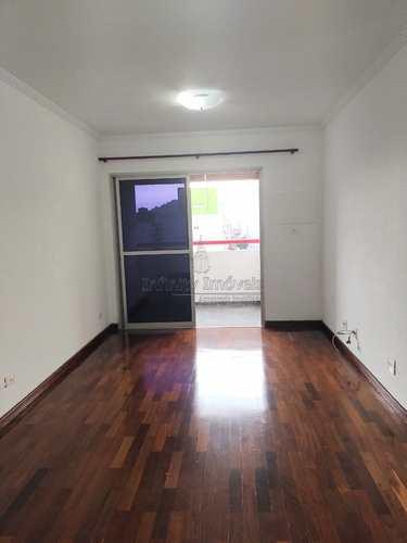 Apartamento, código 1500 em Santos, bairro Encruzilhada