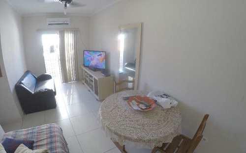 Apartamento, código 3 em Praia Grande, bairro Aviação