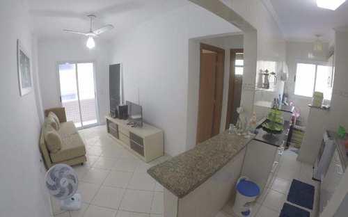 Apartamento, código 5 em Praia Grande, bairro Maracanã