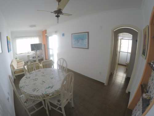 Apartamento, código 11 em Praia Grande, bairro Caiçara
