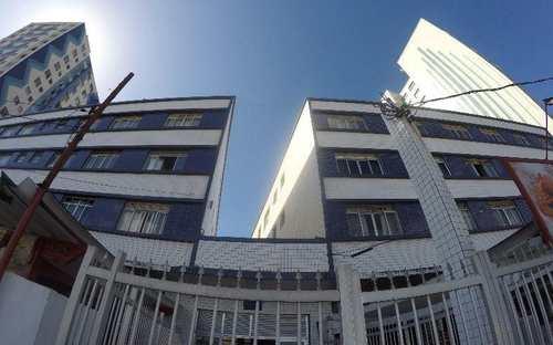 Apartamento, código 17 em Praia Grande, bairro Guilhermina