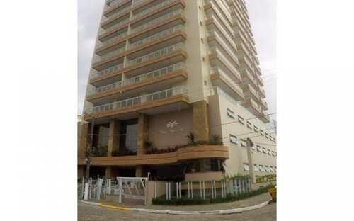 Apartamento, código 28 em Praia Grande, bairro Guilhermina