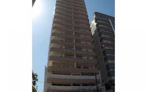 Apartamento, código 38 em Praia Grande, bairro Guilhermina