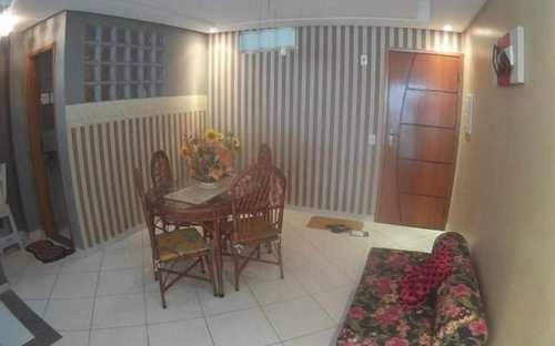 Apartamento, código 53 em Praia Grande, bairro Aviação