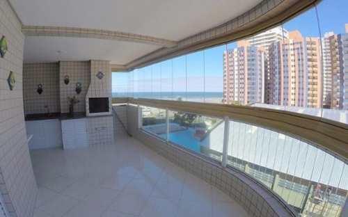 Apartamento, código 54 em Praia Grande, bairro Aviação