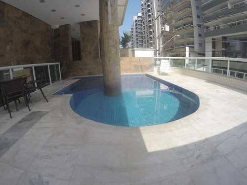 Apartamento, código 55 em Praia Grande, bairro Canto do Forte
