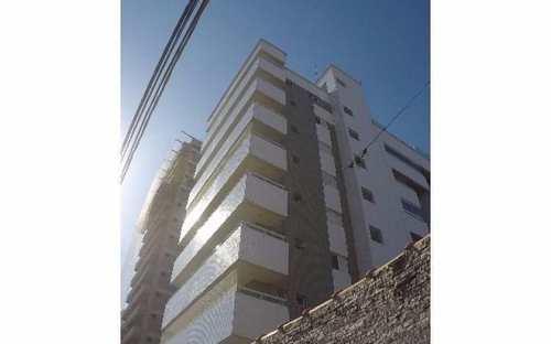 Apartamento, código 63 em Praia Grande, bairro Mirim