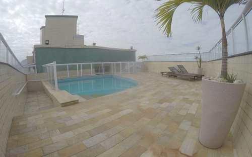 Apartamento, código 87 em Praia Grande, bairro Guilhermina