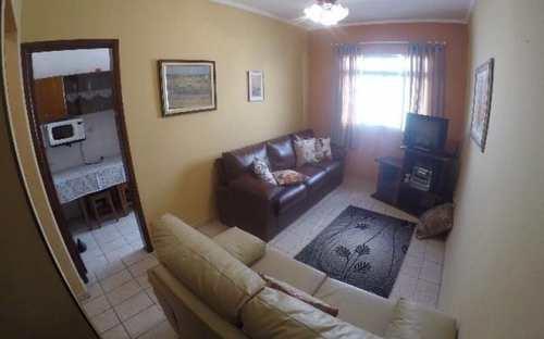 Apartamento, código 4450 em Praia Grande, bairro Aviação