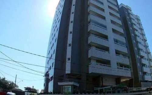 Apartamento, código 112 em Praia Grande, bairro Mirim