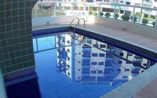 Apartamento, código 114 em Praia Grande, bairro Mirim