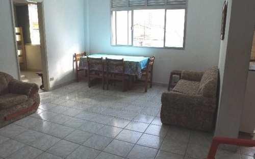 Apartamento, código 160 em Praia Grande, bairro Guilhermina