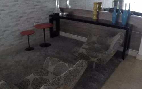 Apartamento, código 162 em Praia Grande, bairro Boqueirão