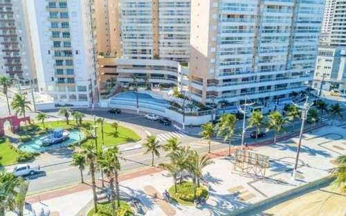 Apartamento, código 4480 em Praia Grande, bairro Guilhermina