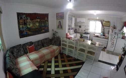 Apartamento, código 4483 em Praia Grande, bairro Guilhermina