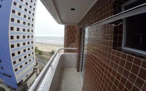 Apartamento, código 203 em Praia Grande, bairro Maracanã