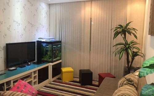 Apartamento, código 222 em Praia Grande, bairro Boqueirão