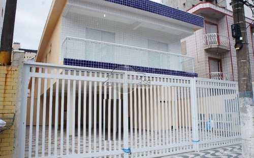 Apartamento, código 235 em Praia Grande, bairro Guilhermina
