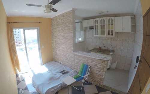 Apartamento, código 263 em Praia Grande, bairro Ocian