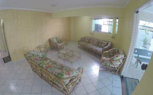 Apartamento, código 4341 em Praia Grande, bairro Guilhermina