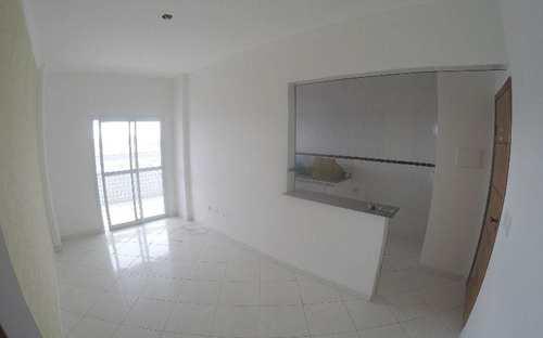 Apartamento, código 4275 em Praia Grande, bairro Mirim