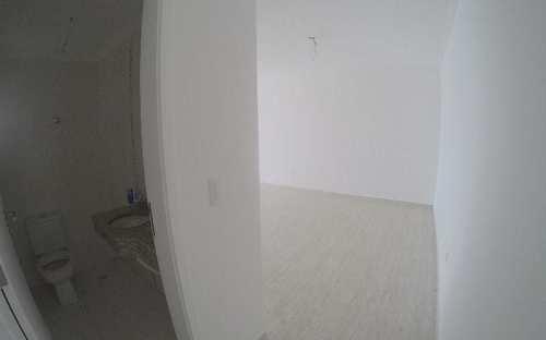 Apartamento, código 4162 em Praia Grande, bairro Guilhermina