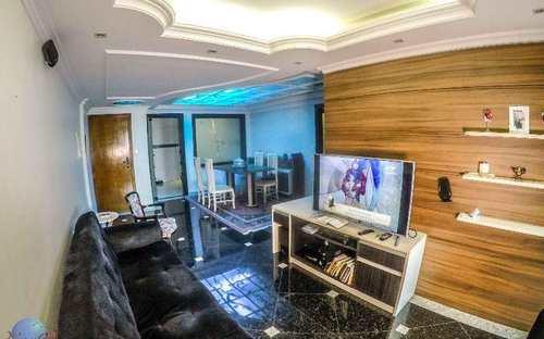 Apartamento, código 4107 em Praia Grande, bairro Ocian