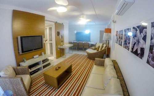 Apartamento, código 4094 em Praia Grande, bairro Caiçara