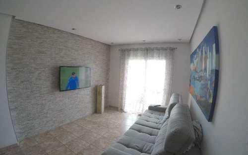 Apartamento, código 4023 em Praia Grande, bairro Aviação