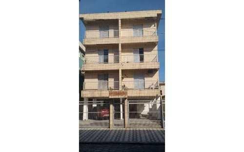 Apartamento, código 4019 em Praia Grande, bairro Guilhermina